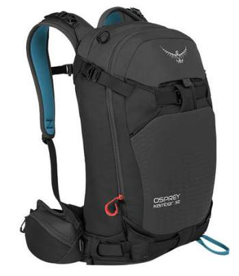 Osprey Kamber 32 in one out of three colors.