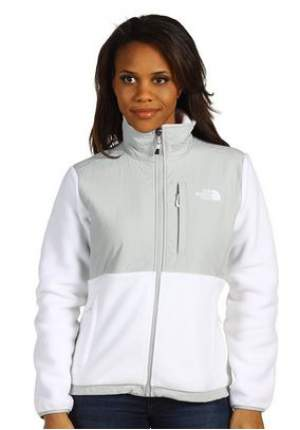 Girls The North Face Denali jacket in one out of 27 color combinations.