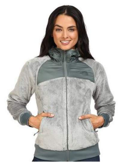 The North Face Women's Oso Hoodie.