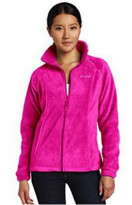 Columbia Women's Benton Springs Full-Zip Fleece Jacket - number 1 on Amazon.