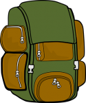 About backpacks in general