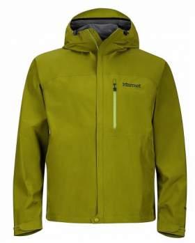 Marmot Minimalist rain jacket for men.