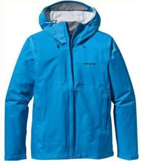 Patagonia Torrentshell jacket for men.