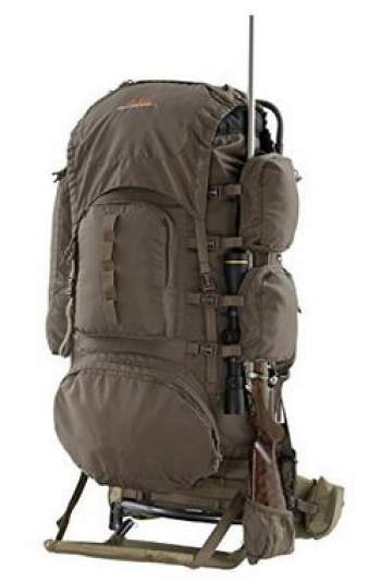 alps outdoorz commander - External Frame Hiking Backpack