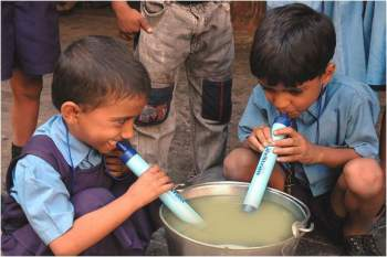 LifeStraw Personal Water Filter,