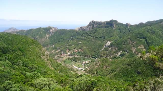 Chamorga village.