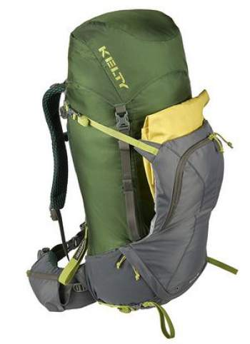 Revol 50 Backpack with its front shove-it pocket,