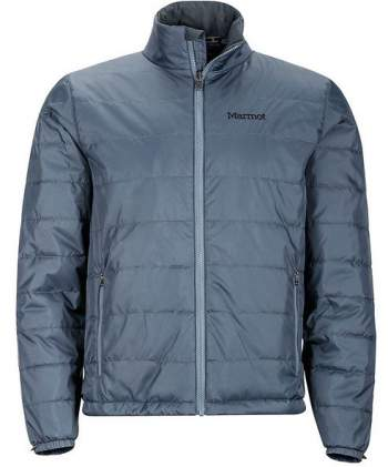 The internal jacket in one out of several colors.