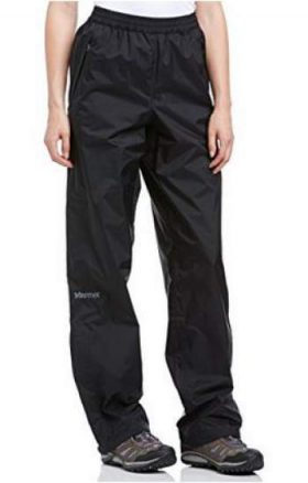 Marmot PreCip pants for men.