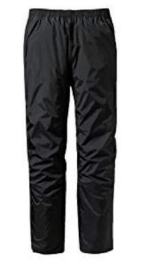 Patagonia Torrentshell pants for men.