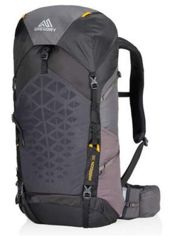 Gregory Mountain Products Paragon 38 pack - front view.
