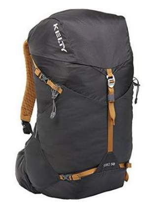 Kelty Siro 50 pack - front view.