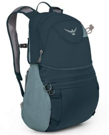The DayLid daypack - front view.