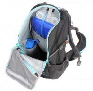 Exped Skyline 25 pack with several unique features.