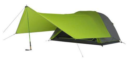 The Tarp used with the TN tent and with one pole only.