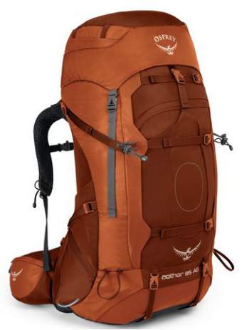 Osprey Aether Ag 85 Backpack Review The Largest Ag Pack