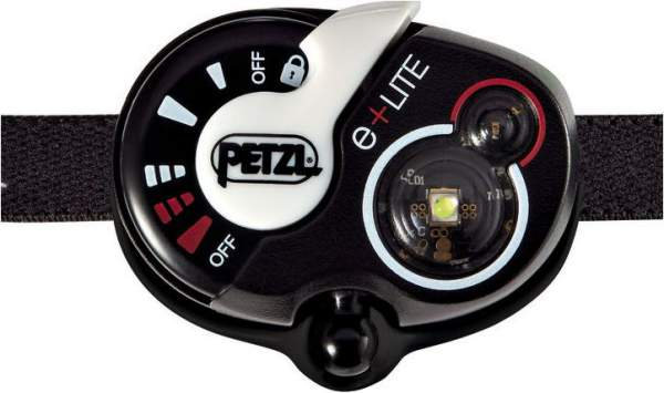 Petzl e+Lite Headlamp - new model.