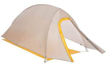 Big Agnes Fly Creek UL1 tent - fast fly variant with footprint.