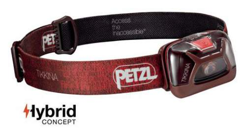Petzl Tikkina 150 headlamp in one out of four colors.