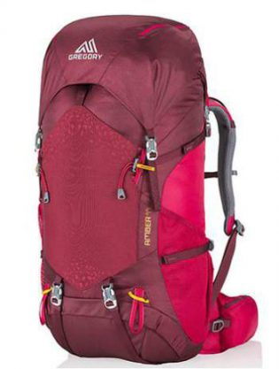 Gregory Mountain Products Women's Amber 44 Backpack - model 2017.