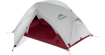 Elixir 2 tent with the fly.