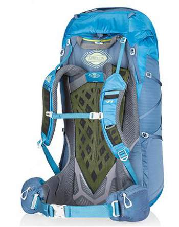 The Aerolon suspension system with an adjustable harness.