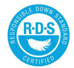 Exped is RDS certified since 2016.
