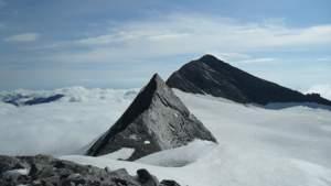 Breithorn at Simplon 3437 m