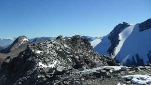 Hubschhorn 3192 m