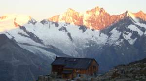Huts and Shelters in the Alps