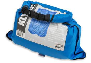 This is the stuff sack which is in fact the air bag pump as well.