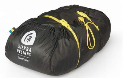Unique carry bag design.