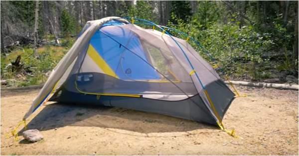 Semi-freestanding Sierra Designs Sweet Suite 2. & New Sierra Designs Sweet Suite 2 Tent - For 2018 Season ...