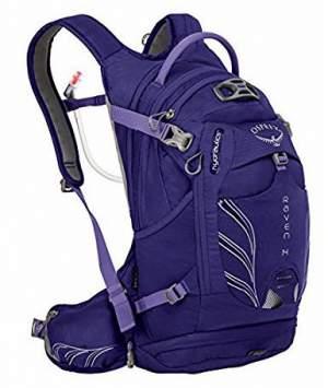 Osprey Raven 14 pack for women.