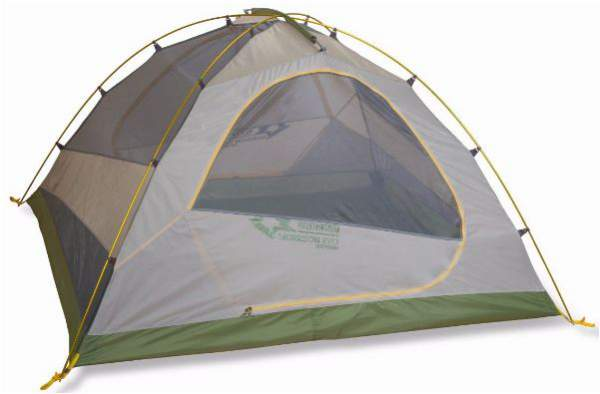 Mountainsmith Morrison EVO 4 Tent - with footprint included.