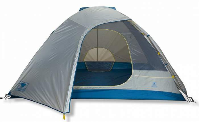 Mountainsmith Bear Creek 4 Person Tent - unique features.