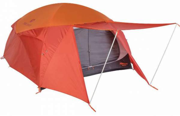 Marmot Halo 4 Tent - version 2018.