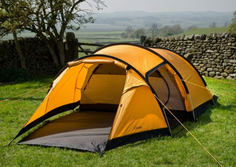 Snugpak Journey Quad Tent.