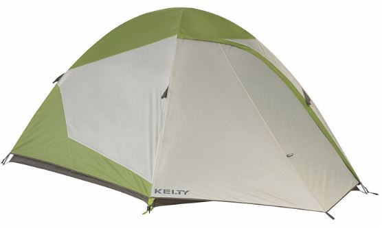 Kelty Grand Mesa 4 - a very affordable tent.