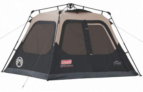 Coleman Instant 4 Person Camping Tent.