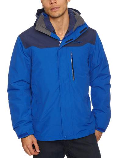 Marmot Bastione interchange jacket.