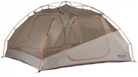 Marmot Tungsten 4P Tent.