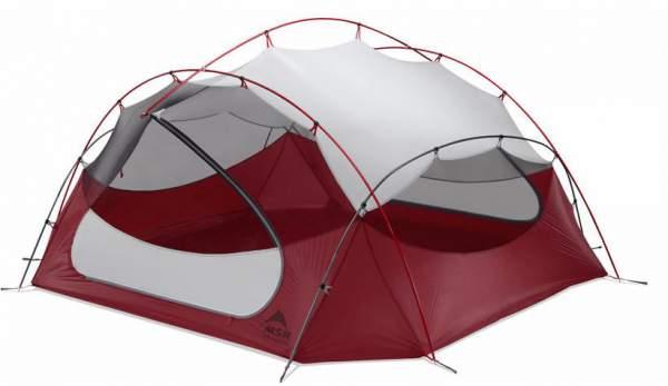 MSR Papa Hubba NX Tent 4 tent.