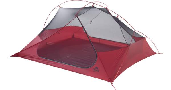 MSR FreeLite 3 Ultralight Backpacking Tent.