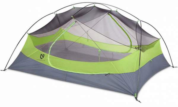 Nemo Dagger 3 Person Tent.
