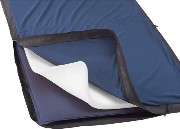 Therm-a-Rest DreamTime Mattress is a 3-component versatile system.