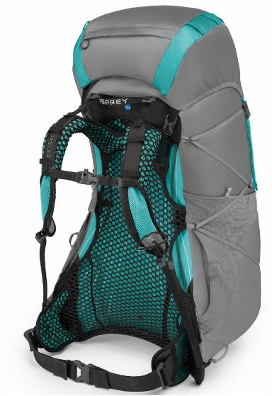 Osprey Eja 58 Pack For Women.