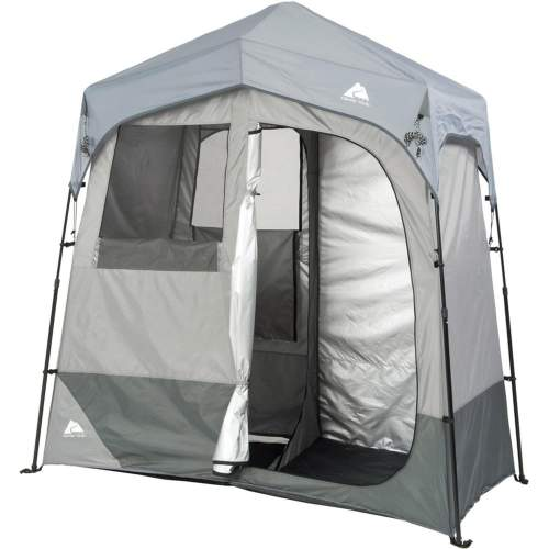 Ozark Trail 2 Room Instant Shower Utility Shelter.
