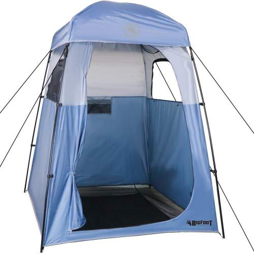 Bigfoot Outdoor BaseCamp Oversized Privacy/Shower Camp Tent.
