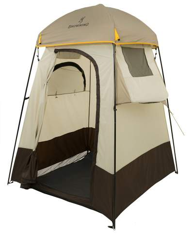 Browning Camping Privacy Shelter.